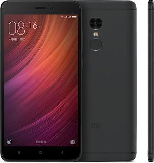 Xiaomi Redmi Note 4 Official Stock Firmware Download