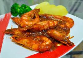 Resep udang Saus Padang, Makan Nikmat Ala Homemade
