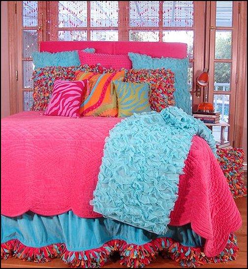 Modern House Plans: bedding - funky cool teen girls ...