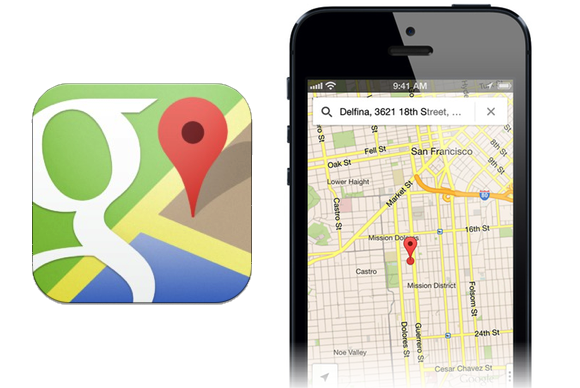 How to save Google maps offline on iPhone   iPhone contacts