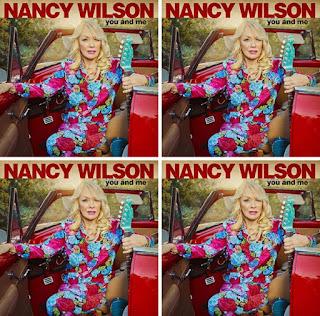 Nancy Wilson Music You and Me 12-Track Album - Songs The Rising, Daughter, Dreams, Walk Away, We Meet Again