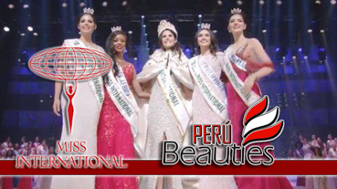Miss International 2018 es Venezuela