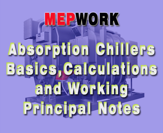 Absorption Chillers Basics, Manuals and Catalogues