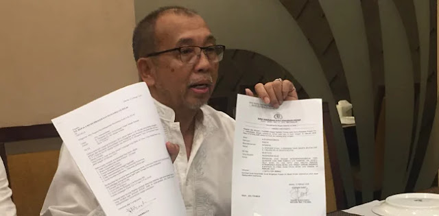 Anggota Tim Prabowo-Sandiaga Laporkan Penyidik Polda Metro