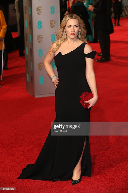 red carpet dress BAFTA 2016