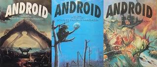Android sci-fi és fantasy magazin