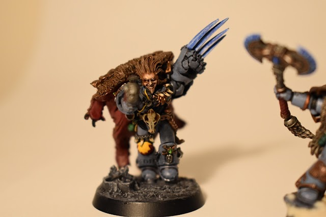 Space Wolves......