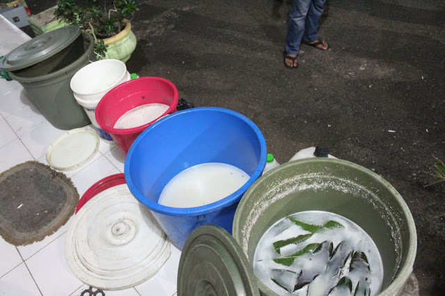 Jelang Ramadhan, Polres Soppeng Razia Miras