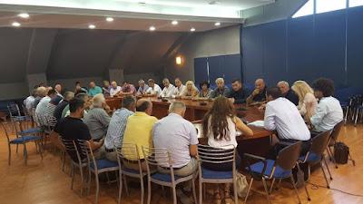 """Με στόχο την ενότητα των Βορειοηπειρωτών συγκροτήθηκε το νέο Γενικό Συμβούλιο της """"Ομόνοιας"""""""