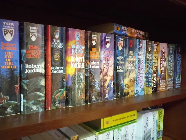 The Wheel of Time Series Complete