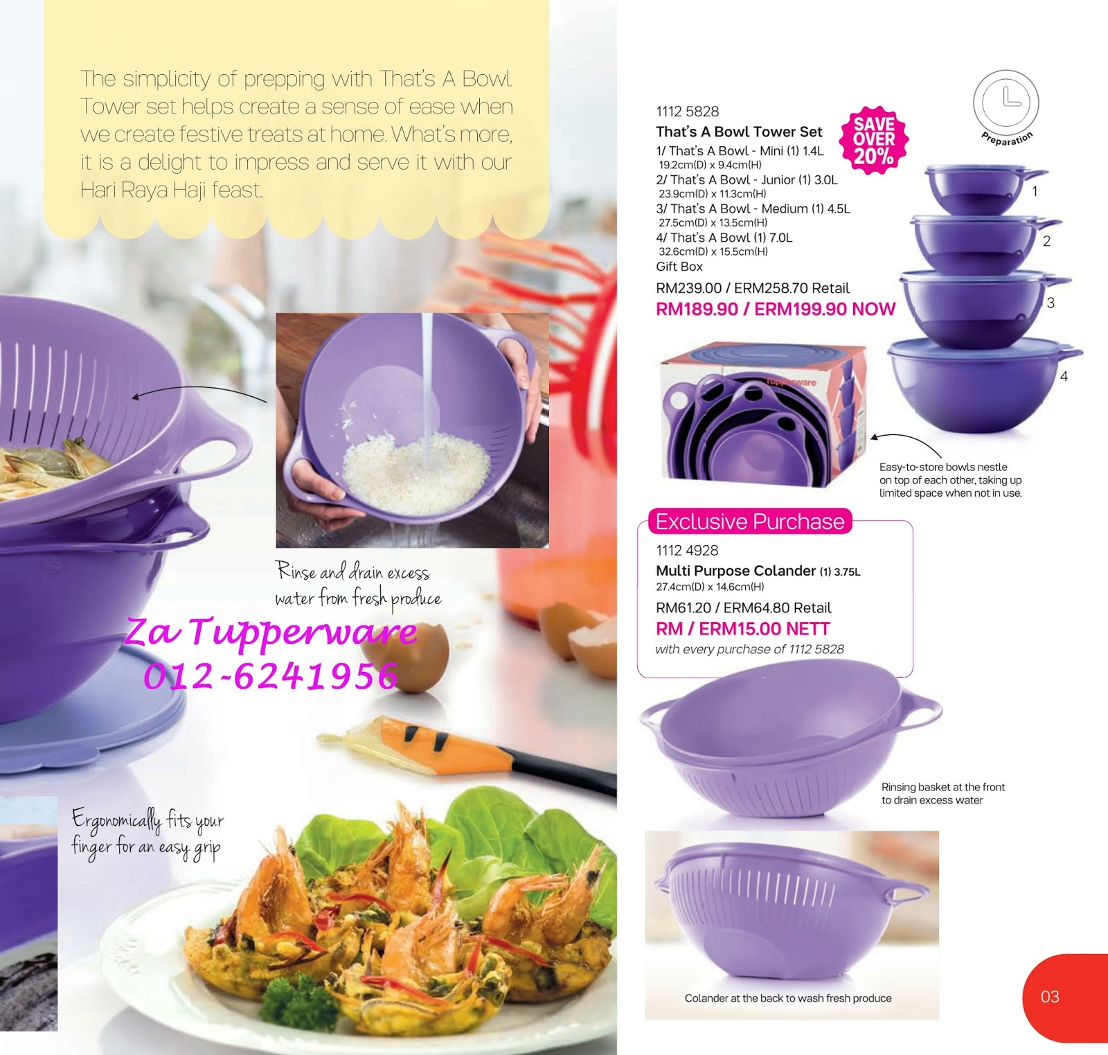 za tupperware brands malaysia catalogue 13th august 30th september 2016. Black Bedroom Furniture Sets. Home Design Ideas
