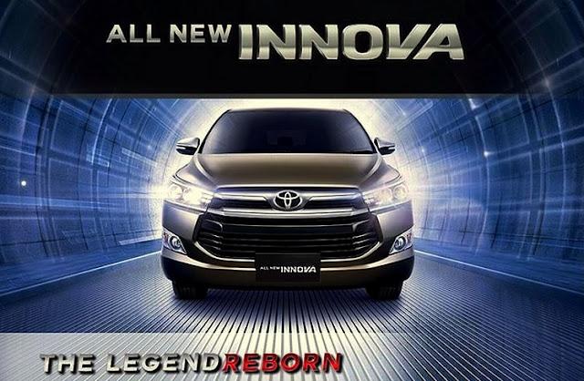 MPV Baru Toyota Innova 2016