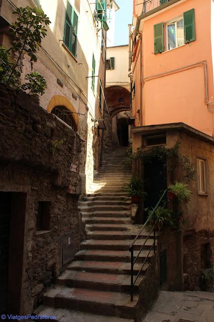 Vernazza, Cinque Terre, Sentiero Azurro, Unesco World Heritage, Patrimoni de la Humanitat, Italia