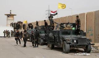 Rezim Syiah Assad dan Iran Bentuk Milisi Al-Hasd Al-Syakbi Suriah
