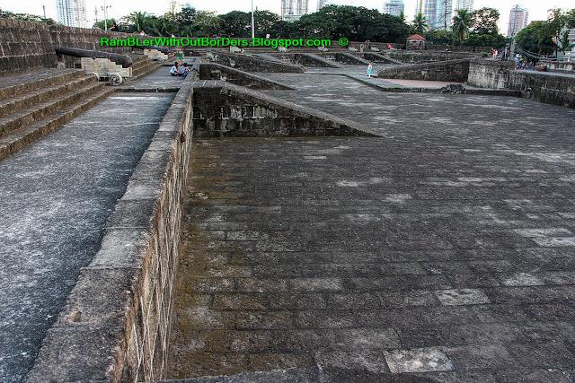 Canon, Baluarte de San Andres, Intramuros, Manila, Philippines