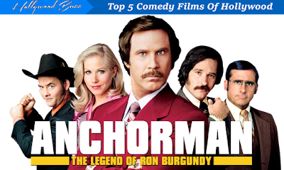 Top 5 Comedy Films Of Hollywood, Hollywood Buzz