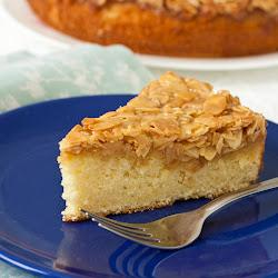 Švedski kolač sa bademima (Toscakaka / Tosca Cake)