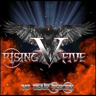 """Το βίντεο των Rising Five για το """"No Death Reborn"""" από το ομότιτλο ep"""