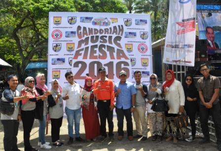Komunitas ayokepariaman Gelar Gandoriah Music Fiesta 2016