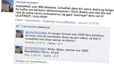 Norwegian Muslims' Facebook group