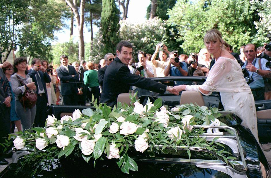 Matrimonio In Giugno : Oggi sposi giampiero ingrassia matrimonio del