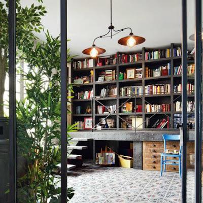 Top 10 - Les plus belles bibliothèques de My Sunday's Library - N°1