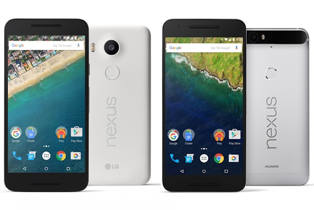 Nexus 6P and Nexus 5X available in India