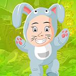 G4K Rabbit Girl Escape