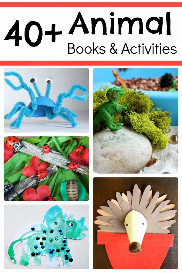 http://www.fantasticfunandlearning.com/animal-activities-kids.html