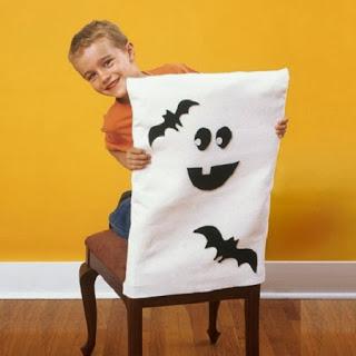 Sillas Halloween