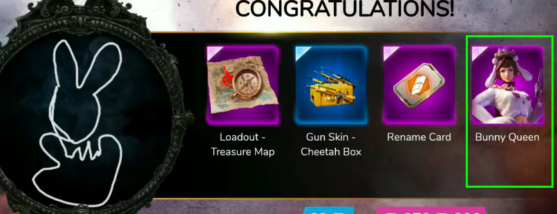 Event Gambar Bunny Free Fire Draw A Bunny Free Fire Gambar Bunny Free Fire Auto Dapat Skin Bunny