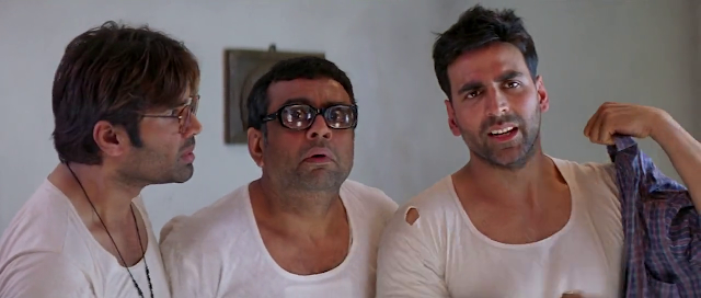 Phir Hera Pheri (2006) Full Movie Hindi 720p HDRip ESubs Download