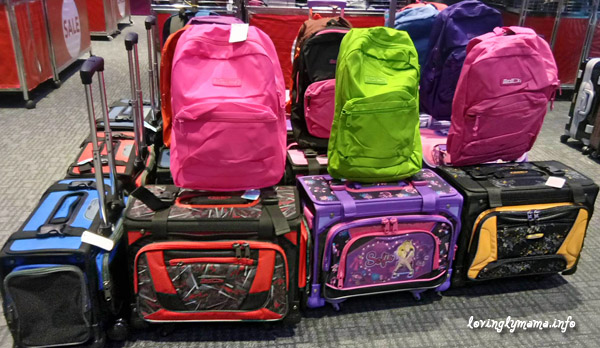 school opening shopping - SMX shoes and bags sale