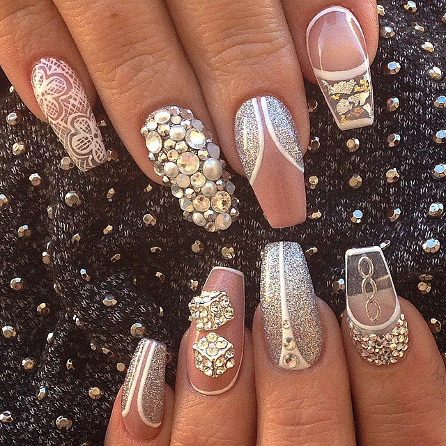 0 - 6 Beige Nail Designs To Try This Season - Ladies Fashionz