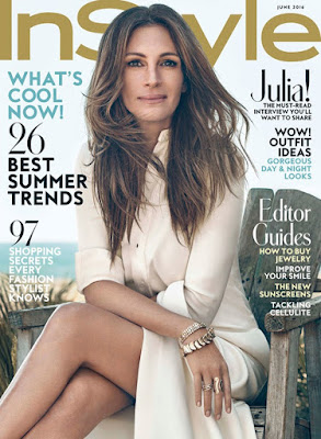 Julia Roberts shares why she is not on social media with instill magazine. Details at JasonSantoro.com