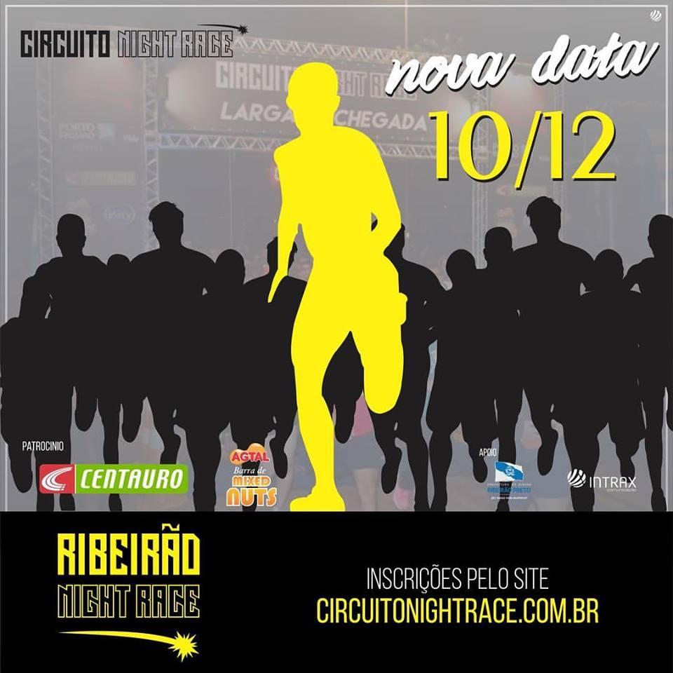 Circuito Night Run : Viajando night run etapa marte