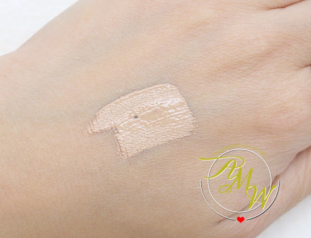 a photo of Etude House Big Cover Concealer BB Review sand