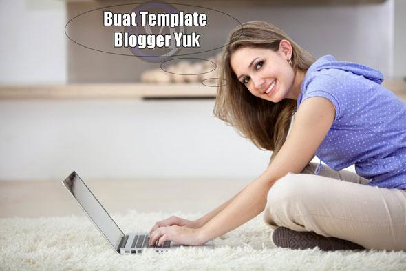 Gambar ilustrasi Blogger