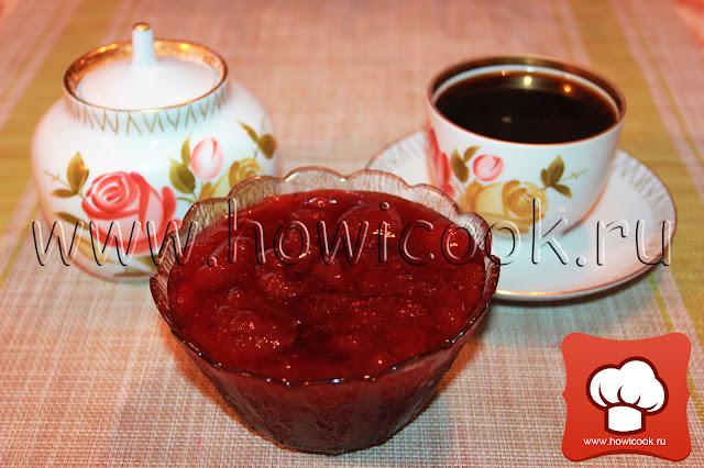 рецепт вкусного клубничного варенья