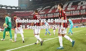 Prediksi UEFA Liga Eropa Dudelange vs AC Milan 21 September 2018 Pukul 02.00 WIB