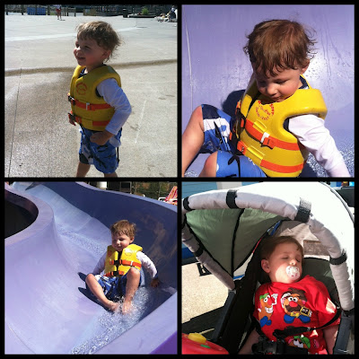 toddler boy water park