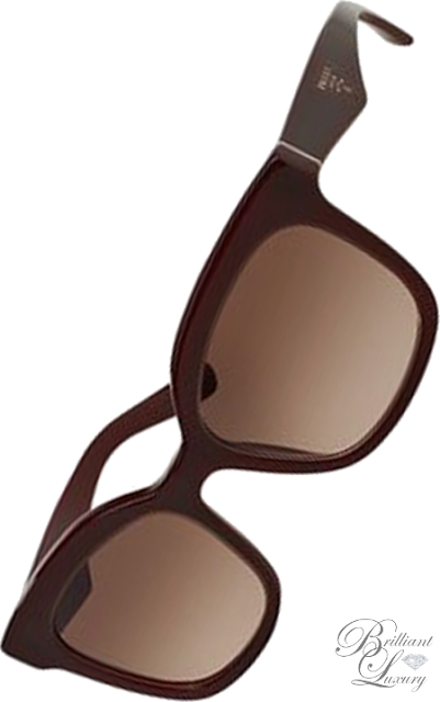 Brilliant Luxury ♦ Prada Heritage Square Sunglasses