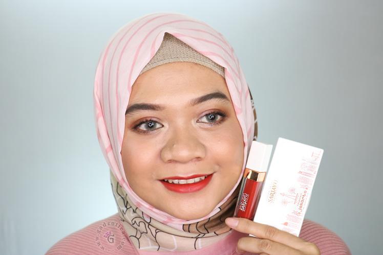 Sariayu Trend Warna Jakarta Review