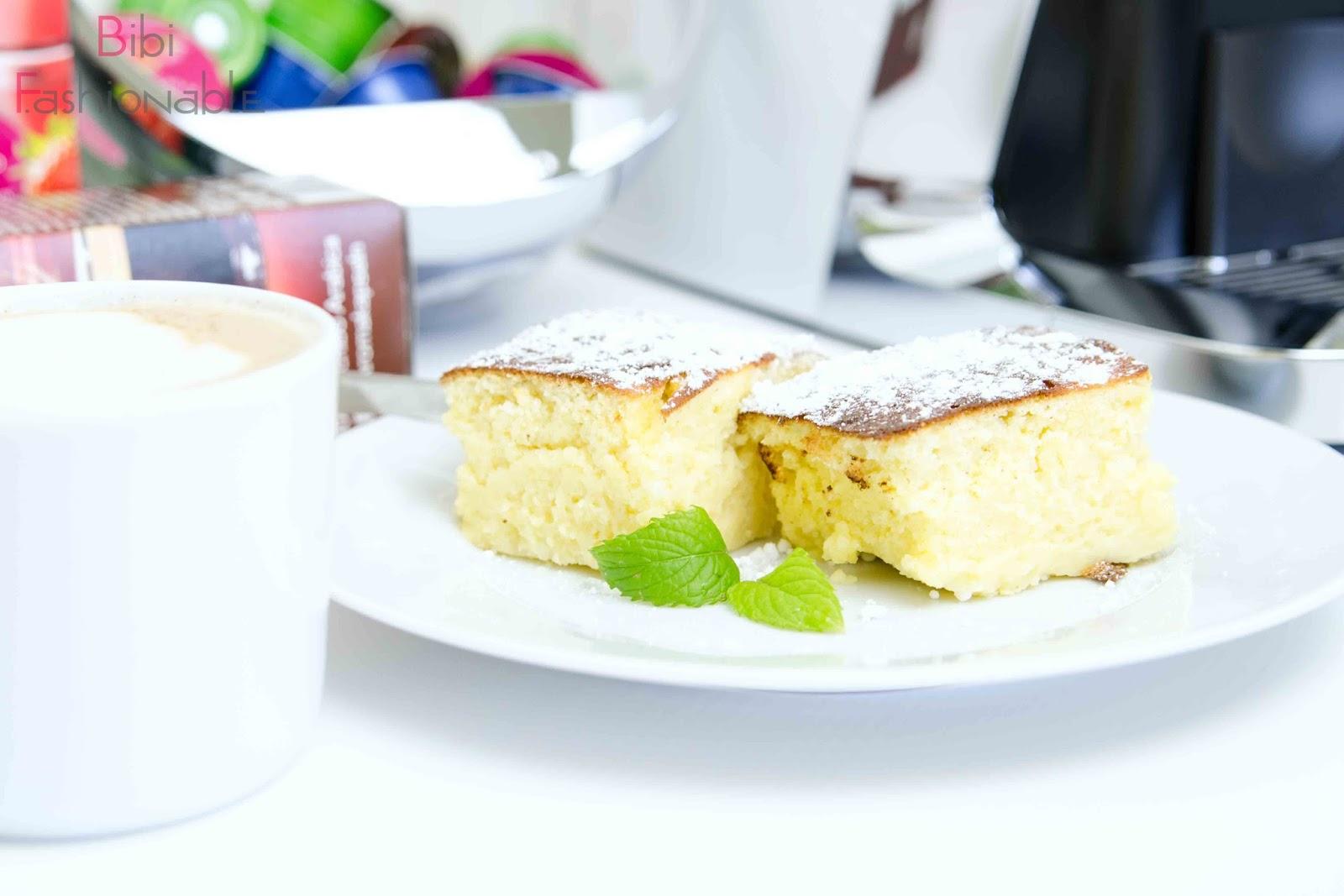 Tag des Kaffees Kuchen und Kaffee