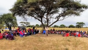 Maasai and Other Adventures
