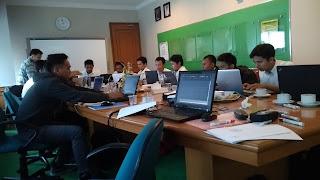 Training Autocad Karyawan PT. PLN Bogor Timur