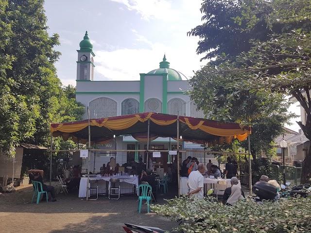 Miris Paslon Gubernur Jawa Barat Deddy Mizwar dan Dedý Mulyadi  Jarang Saksi Di TPS Depok.