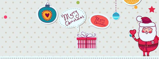 Merry Xmas FB hd cover banner wallpaper