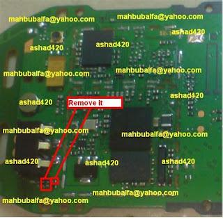 nokia 1280 contact service