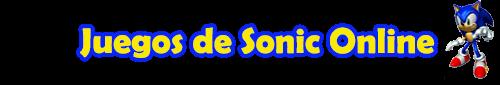 juegos de sonic - jugar online